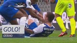GOLO! FC Porto, Otávio aos 11', FC Porto 2-0 CD Aves