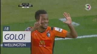 GOLO! Portimonense, Wellington aos 18', Portimonense 1-0 Vitória SC