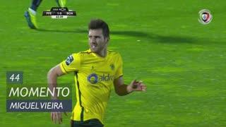FC P.Ferreira, Jogada, Miguel Vieira aos 44'