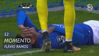 CD Feirense, Jogada, Flávio Ramos aos 52'