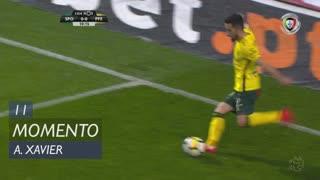 FC P.Ferreira, Jogada, António Xavier aos 11'