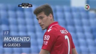 CD Aves, Jogada, Alexandre Guedes aos 17'