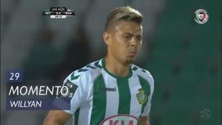 Vitória FC, Jogada, Willyan aos 29'