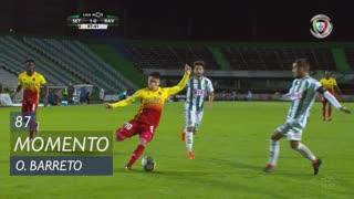 Rio Ave FC, Jogada, O. Barreto aos 87'