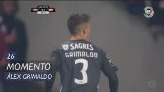 SL Benfica, Jogada, Álex Grimaldo aos 26'