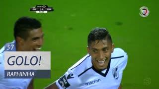 GOLO! Vitória SC, Raphinha aos 57', Vitória SC 3-0 GD Chaves
