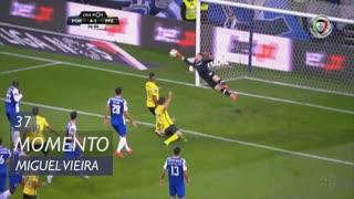 FC P.Ferreira, Jogada, Miguel Vieira aos 37'