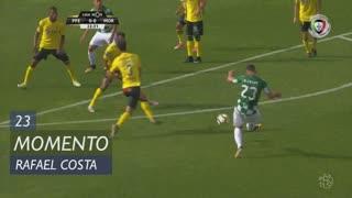 Moreirense FC, Jogada, Rafael Costa aos 23'