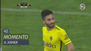 FC P.Ferreira, Jogada, António Xavier aos 42'