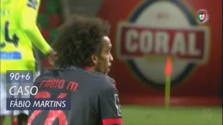 SC Braga, Caso, Fábio Martins aos 90'+6'