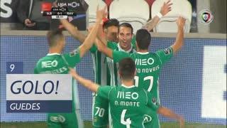 GOLO! Rio Ave FC, Guedes aos 9', SL Benfica 0-1 Rio Ave FC