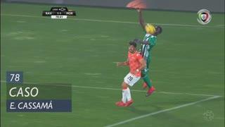 Rio Ave FC, Caso, Eliseu Cassamá aos 78'