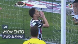 Boavista FC, Jogada, Fábio Espinho aos 58'