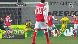 SC Braga, Jogada, Hassan aos 49'