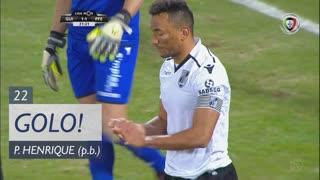 GOLO! FC P.Ferreira, Pedro Henrique (p.b.) aos 22', Vitória SC 1-1 FC P.Ferreira