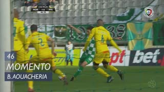 Moreirense FC, Jogada, B. Aouacheria aos 46'