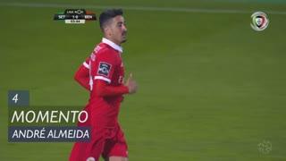 SL Benfica, Jogada, André Almeida aos 4'