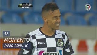 Boavista FC, Jogada, Fábio Espinho aos 46'