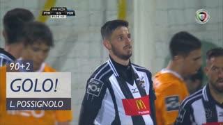 GOLO! Portimonense, Lucas Possignolo aos 90'+2', Portimonense 1-5 FC Porto