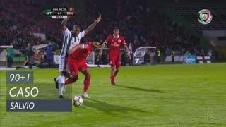 SL Benfica, Caso, Salvio aos 90'+1'