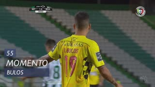 Boavista FC, Jogada, I. Bulos aos 55'