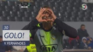 GOLO! Vitória FC, Vasco Fernandes aos 30', Vitória SC 1-1 Vitória FC