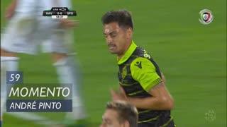 Sporting CP, Jogada, André Pinto aos 59'