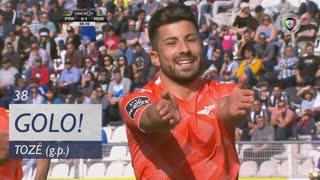 GOLO! Moreirense FC, Tozé aos 38', Portimonense 0-1 Moreirense FC
