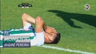 Vitória FC, Jogada, André Pereira aos 28'