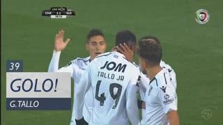 GOLO! Vitória SC, G. Tallo aos 39', GD Chaves 2-3 Vitória SC