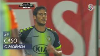 Vitória FC, Caso, Gonçalo Paciência aos 34'