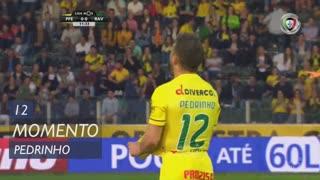 FC P.Ferreira, Jogada, Pedrinho aos 12'