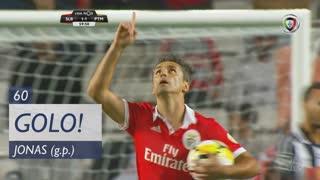 GOLO! SL Benfica, Jonas aos 60', SL Benfica 1-1 Portimonense