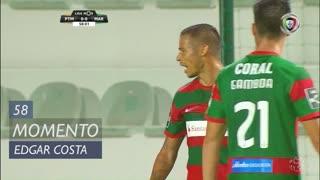 Marítimo M., Jogada, Edgar Costa aos 58'