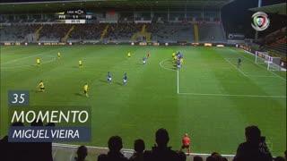FC P.Ferreira, Jogada, Miguel Vieira aos 35'