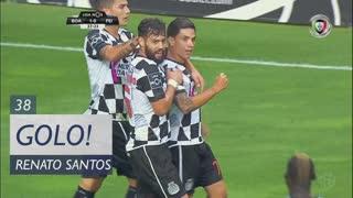 GOLO! Boavista FC, Renato Santos aos 38', Boavista FC 1-0 CD Feirense