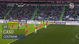 Vitória FC, Caso, Costinha aos 39'