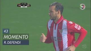 CD Aves, Jogada, Rodrigo Defendi aos 43'