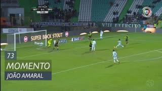 Vitória FC, Jogada, João Amaral aos 73'