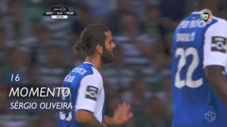 FC Porto, Jogada, Sérgio Oliveira aos 16'