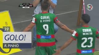 GOLO! Marítimo M., Rodrigo Pinho aos 39', Marítimo M. 2-0 CD Aves