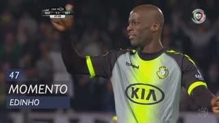 Vitória FC, Jogada, Edinho aos 47'