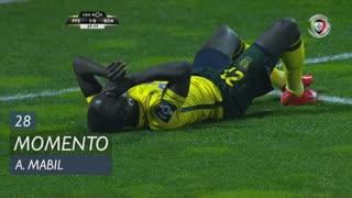 FC P.Ferreira, Jogada, A. Mabil aos 28'