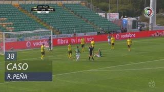 Moreirense FC, Caso, R. Peña aos 38'