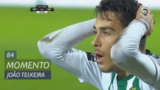 Vitória FC, Jogada, João Teixeira aos 84'