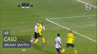 FC P.Ferreira, Caso, Bruno Santos aos 48'