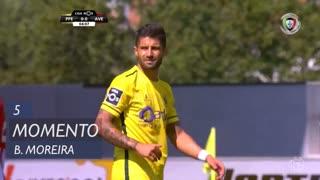 FC P.Ferreira, Jogada, Bruno Moreira aos 5'