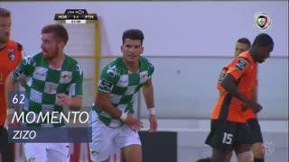 Moreirense FC, Jogada, Zizo aos 62'