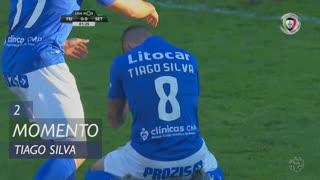 CD Feirense, Jogada, Tiago Silva aos 2'