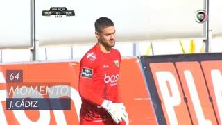 Moreirense FC, Jogada, J. Cádiz aos 64'